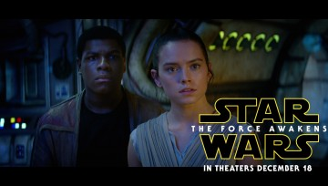 Novo Trailer de Star Wars: The Force Awakens