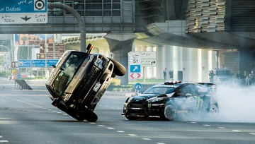 Ken Block no Dubai