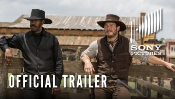 "Trailer oficial de ""The Magnificent Seven"""