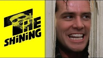 "E se o filme ""The Shining"" fosse interpretado por Jim Carrey?"